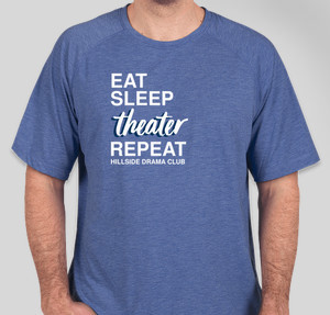 eat sleep theater