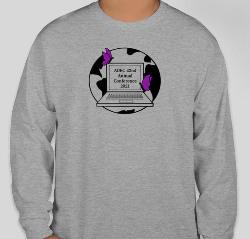 ADEC 2021 Conference Shirt Fundraiser - unisex shirt design - front