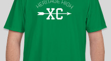 Heritage Varsity Cross Country