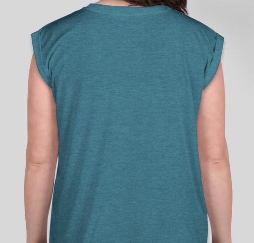 Alaska Press Club 2021 Fundraiser - unisex shirt design - back