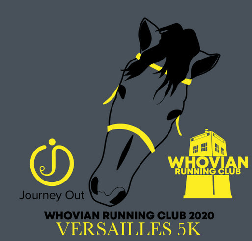 WRC Versailles 5k shirt design - zoomed