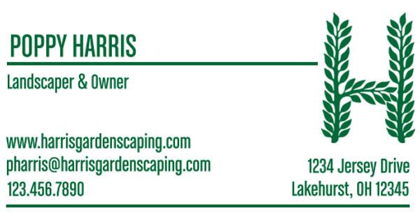 harris gardenscaping