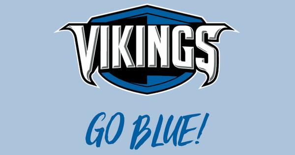 vikings go blue