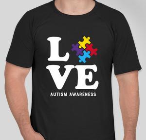 1ab012fe41a Charity T-Shirt Designs - Designs For Custom Charity T-Shirts - Free ...