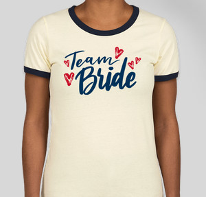 942980e3d Wedding T-Shirt Designs - Designs For Custom Wedding T-Shirts - Free ...