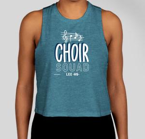 e01b6581a Choir T-Shirt Designs - Designs For Custom Choir T-Shirts - Free ...