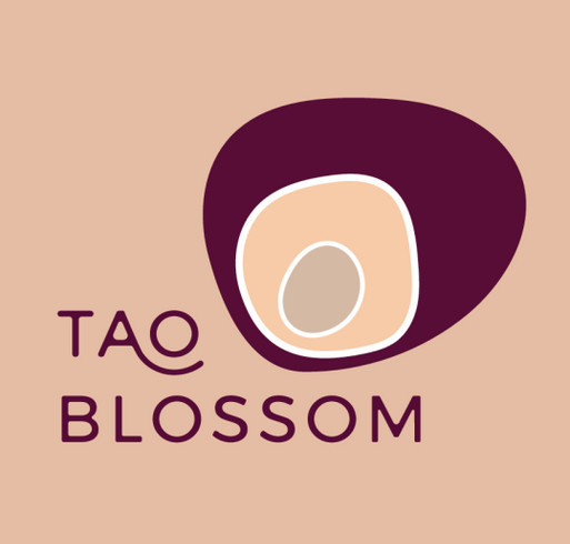 Tao Blossom - Natural Medicine for Human Nature shirt design - zoomed