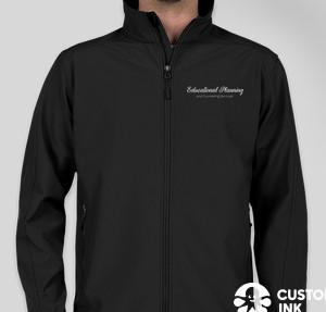 Port Authority Core Fleece Lined Soft Shell Jacket — Black