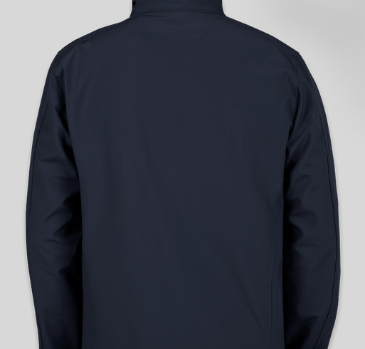 NBF Jackets for Films Fundraiser - unisex shirt design - back