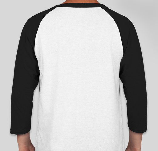 Ghost Ride Fundraiser - unisex shirt design - back
