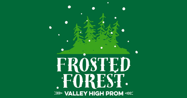 Frosted Forest Prom