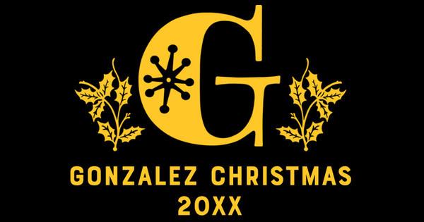 Gonzalez Christmas