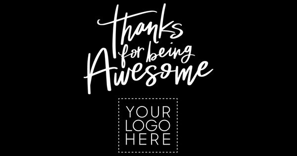 Thanks for being Awesome