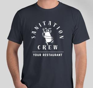 restaurant sanitation crew