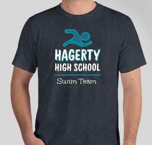 84efd8ae Swimming T-Shirt Designs - Designs For Custom Swimming T-Shirts ...