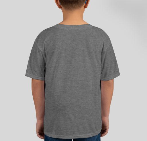 Springing Out of Quarantine With a New Logo! Fundraiser - unisex shirt design - back