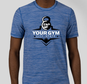 your gym kettlebell