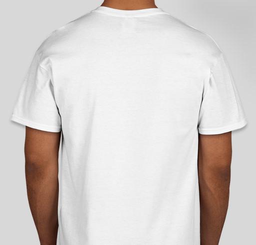 "SOTL ""a Mighty Army Cometh"" PreRelease TShirt Campaign! Fundraiser - unisex shirt design - back"
