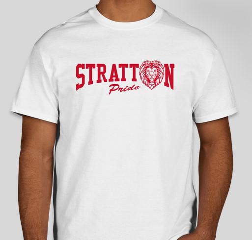 Stratton Pride T-Shirts Fundraiser - unisex shirt design - front