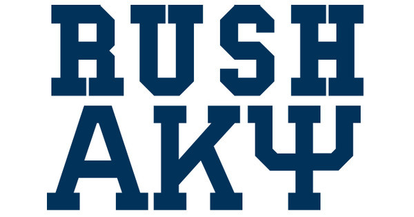 Rush Alpha Kappa Psi
