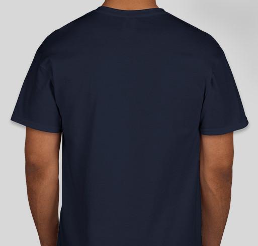 Proclaimers 2: Electric Boogaloo (Mens) Fundraiser - unisex shirt design - back