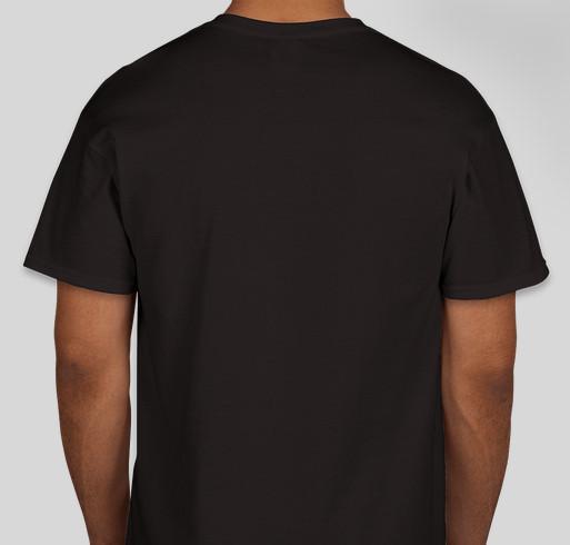 Brand new Ballez Merch Fundraiser - unisex shirt design - back