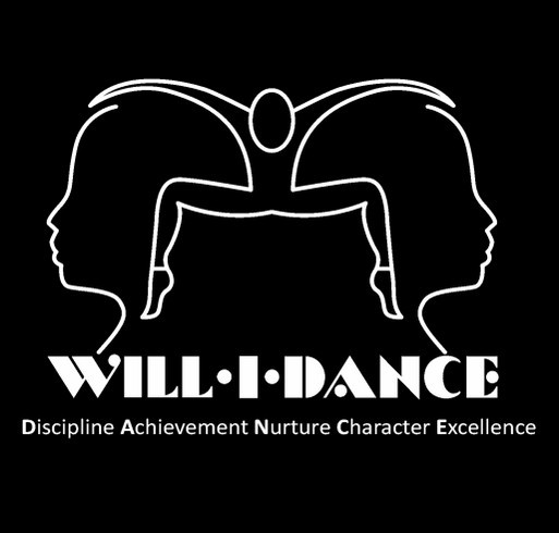 Help support Will I DANCE in their mission of serving youth through dance. shirt design - zoomed