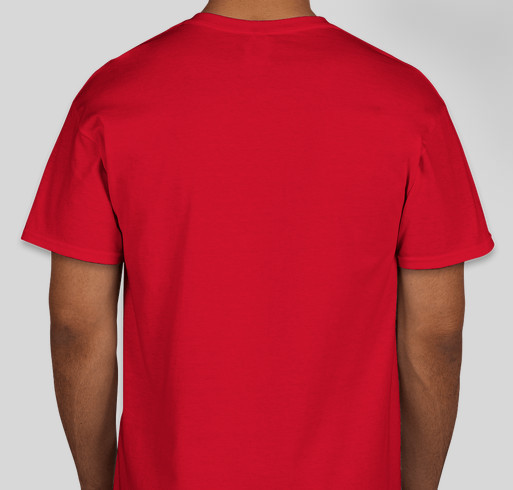 South Fork Fire Rescue Annual Fish Fry Fundraiser - unisex shirt design - back
