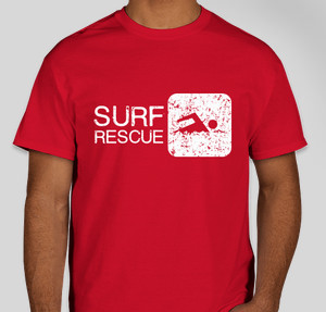 Surf Rescue Lifeguard