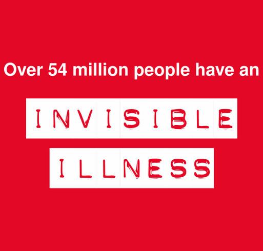 DYNA's Dysautonomia Awareness Month Shirt Fundraiser shirt design - zoomed