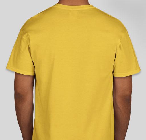 Proclaimers 2: Electric Boogaloo (Girls) Fundraiser - unisex shirt design - back