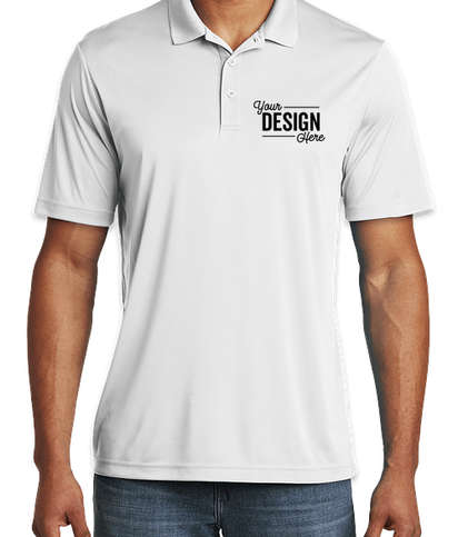 Custom Sport Tek Competitor Performance Polo Design Screen Printed Polo Shirts Online At Customink Com It combines elements of every lifestyle into one comfortable garment that's perfect for all of the above. sport tek competitor performance polo