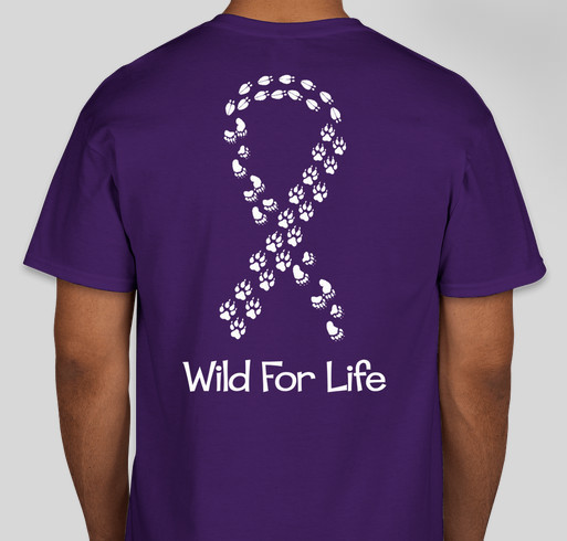 Wild For Life Relay For Life Fundraiser Custom Ink Fundraising