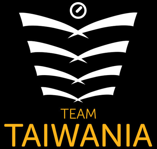 Team Taiwania Fundraising (Hats) shirt design - zoomed