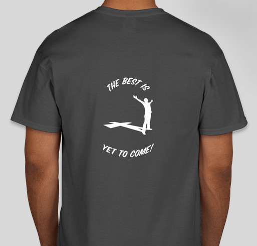Pray for Perry Fundraiser - unisex shirt design - back