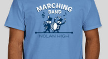 Nolan HS Marching Band