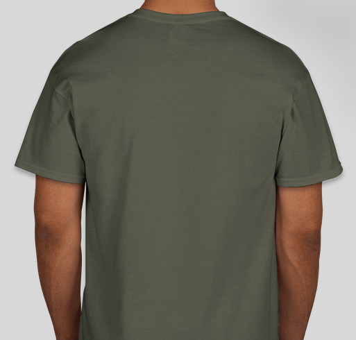 Help Our Family Tree Grow Fundraiser - unisex shirt design - back