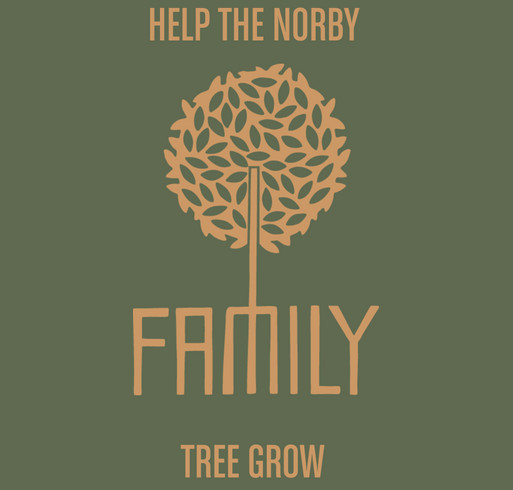 Help Our Family Tree Grow shirt design - zoomed