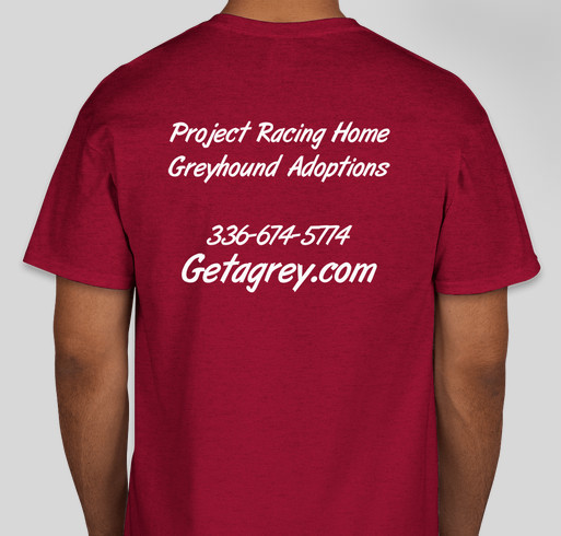 Project Racing Home Greyhound Quot Fun Quot Raiser Custom Ink
