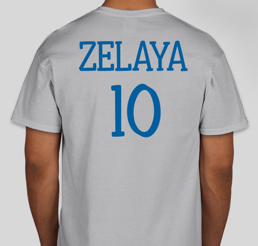 Raising money for the family of ronnie zelaya custom ink for Shirts to raise money