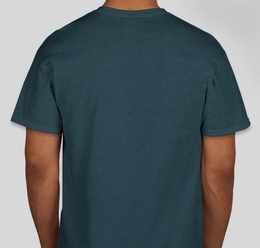 ACPA21 T-Shirt Fundraiser - unisex shirt design - back