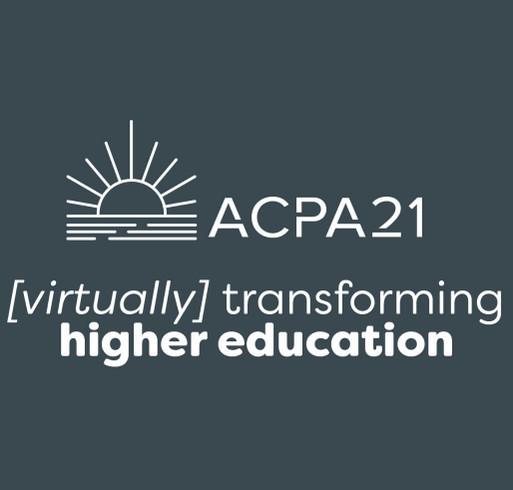 ACPA21 T-Shirt shirt design - zoomed