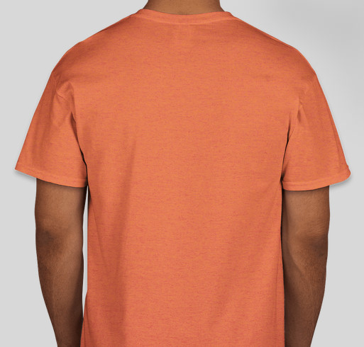 AHS Equity Club Fundraiser - unisex shirt design - back
