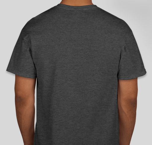 SOS Tee Shirt Sales Are Back in Time for Sickle Cell Awareness Month Fundraiser - unisex shirt design - back