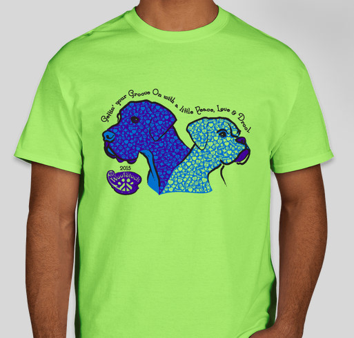 Woofstock t shirts custom ink fundraising for Custom t shirts under 5 dollars