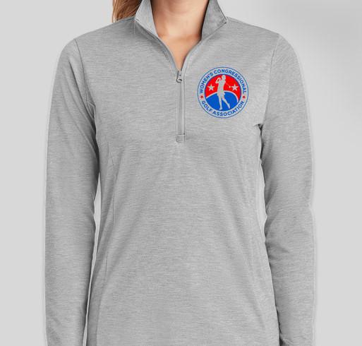 Women's Congressional Golf Association Fundraiser - unisex shirt design - front
