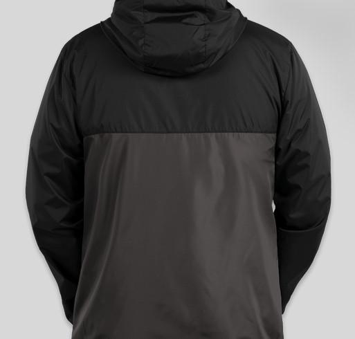 Fall Jacket Fundraiser for Arrowleaf Fundraiser - unisex shirt design - back
