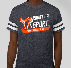 robotics is my sport
