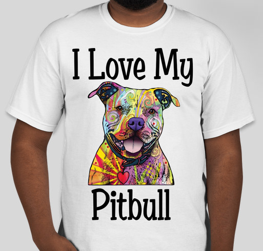 92cd3f86 Save-A-Pitbull Fundraiser Fundraiser - unisex shirt design - front