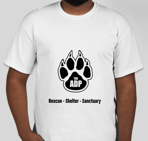 The Animal Debt Project - Foster Home Program Fundraiser - unisex shirt design - front